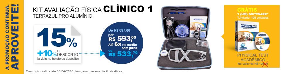 Kits Avalia��o Pro Cl�nico